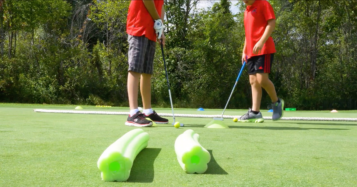 Learn To Play Marshes Junior Development Centre - Acura golf clubs